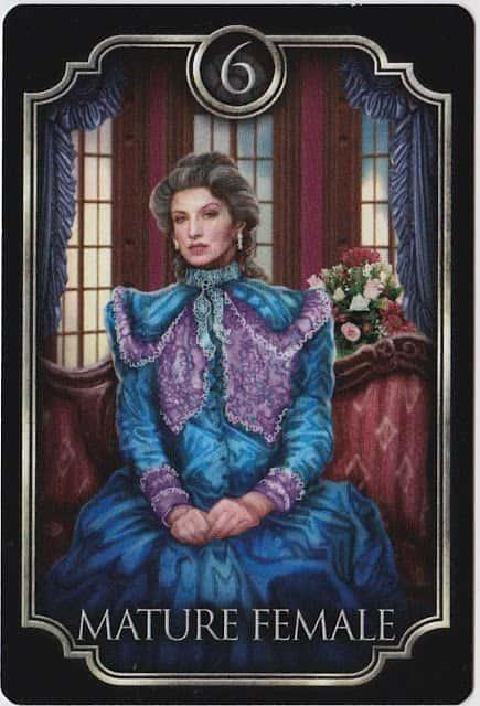 Tarot Gitano - La Señora Buena