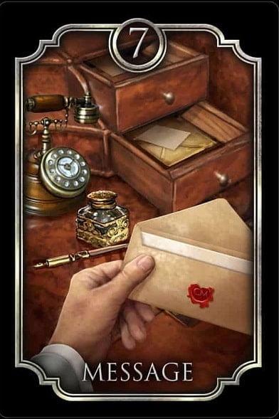 Tarot Gitano - Carta Agradable