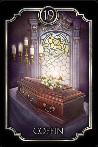 Tarot Gitano - Muerte