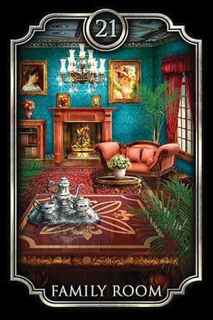 Tarot Gitano - Sala de Estar