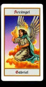Carta Arcángel Gabriel