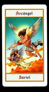 Carta Arcangel Sariel