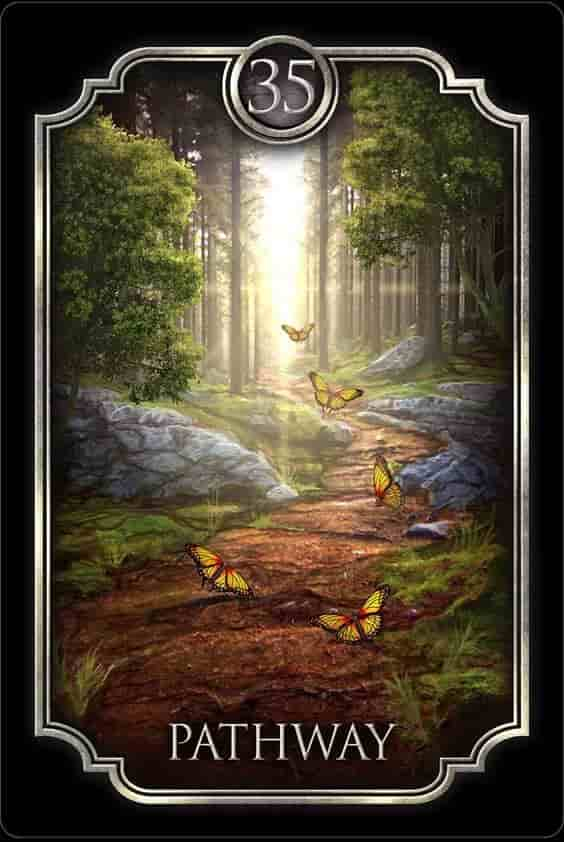 Tarot Gitano - Un Largo Camino