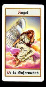 Carta Angel de la Enfermedad