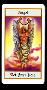Carta Ángel del Sacrificio