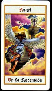 Carta Ángel de la Ascensión