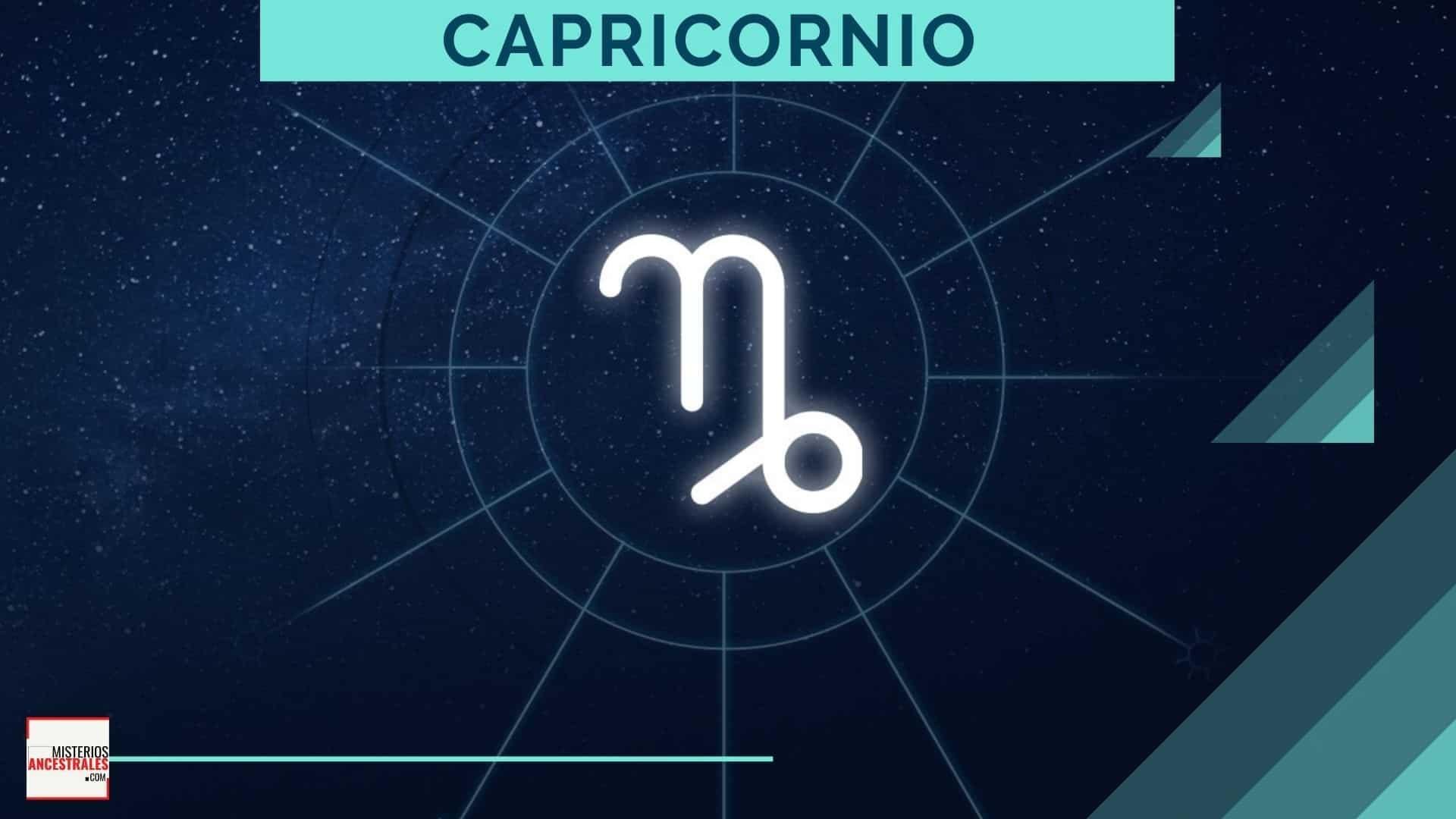 Signo Capricornio