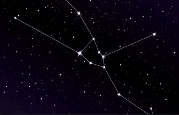 Constelación Tauro