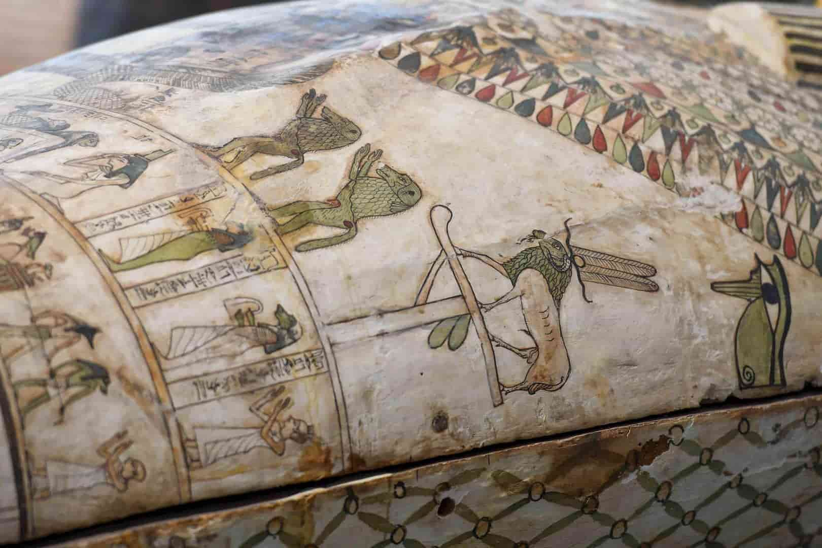 Sarcófago Egipto